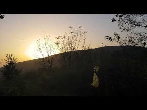 Serbian Autumn Nature, Belgrade Riverside and Drone
