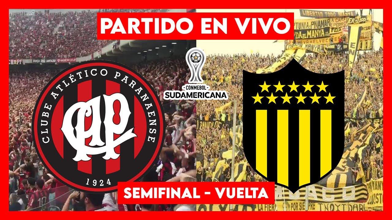 Download Atlético Paranaense vs Peñarol EN VIVO ⚽ SEMIFINAL vuelta por COPA SUDAMERICANA 2021 🏆