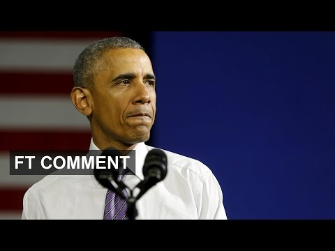 Gideon Rachman on Obama's Libya comments | FT Comment