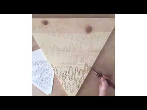 8 Awesome DIY Wood Burning Projects To Try!