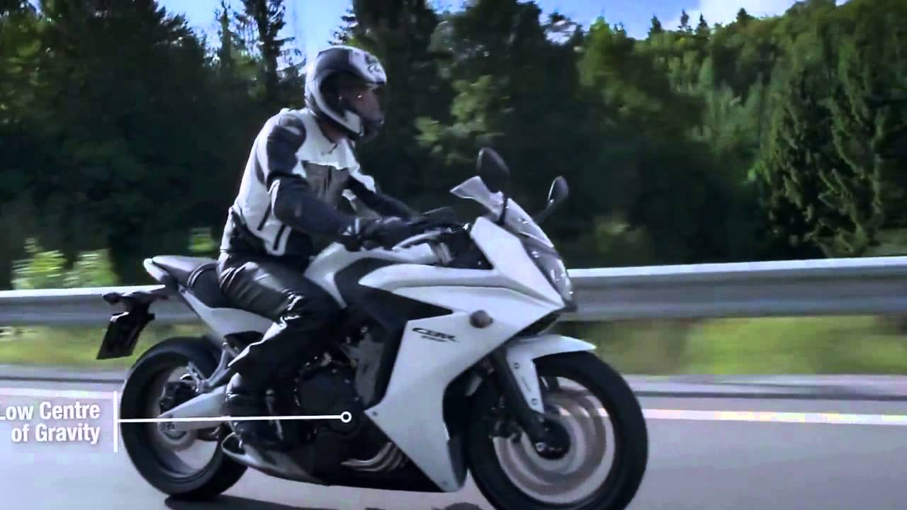 2014 Honda CBR 650F Official 2013 [HD] - YouTube