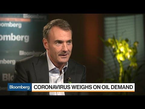 BP CEO Looney on Coronavirus Fallout, Climate Plan and Rosneft