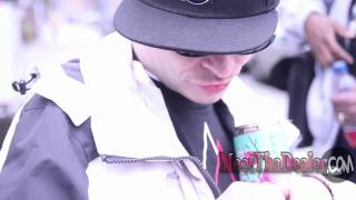 Behind the Scenes with 106 & Park Champ Blind Fury on the way to Freestyle Friday Finals
