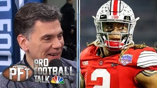 NFL Draft 2020: Chase Young doesn't want to be 'combine player' | Pro Football Talk | NBC Sports