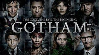Готэм 2 сезон - трейлер (2015)
