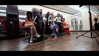 Ny-ke & Vivid Visual Present the Sexy Barbershop