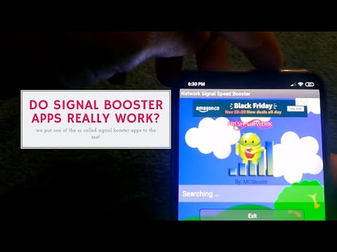 Do Cell Phone Signal Booster Apps Really Work? I Tested Network Signal Booster App On My Android