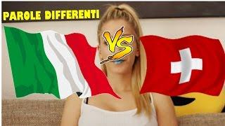 PAROLE DIFFERENTI│Italia - Svizzera