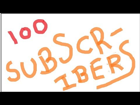 THANK YOU for 100 + SUBSCRBERS by Rajeev sharma 'Ramanujan'