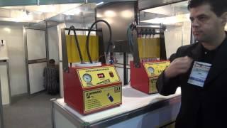 Autopar. Equipamento para teste completo do módulo pressão de combustível.
