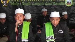 """Majlis Sholawat Musa As """"assubhubada"""""""