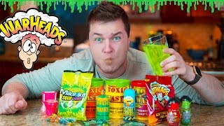 SOUREST DRINK IN THE WORLD CHALLENGE!! (EXTREMELY DANGEROUS) thumbnail
