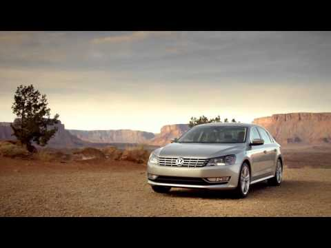 2012 Volkswagen Passat (NA) driving and static footage