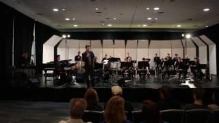 westlake hs studio jazz ensemble i entire concert casmec 2017