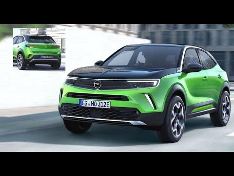 Nuevo Opel Mokka e, potencia eléctrica