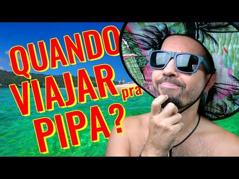 Turismo na Praia da Pipa: qual a melhor época pra viajar pro Rio Grande do Norte?