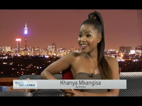 Tonight with Tim Modise | TV Personality, Khanya Mkangisa