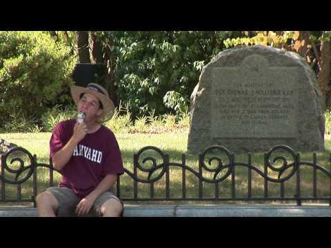 Harvard Tour Guide Recruitment, Starring Alejandro Berron