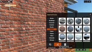 OneRay-RT: Modificare e Personalizzare i Materiali