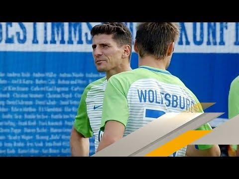 ReLive | FC Hansa Rostock - VfL Wolfsburg auf SPORT1
