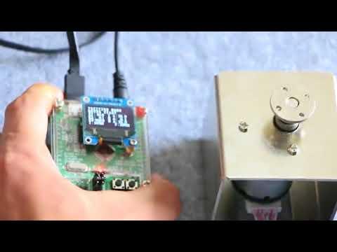 Arduino/SMT 32 直流電機PID學習套件 編碼器 位置控制 速度控制 PID