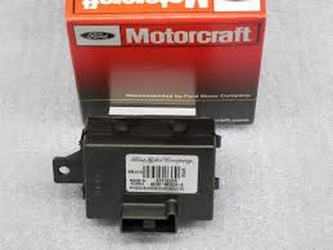 2010-2012 ford fusion HVAC blower Motor issue - YouTube