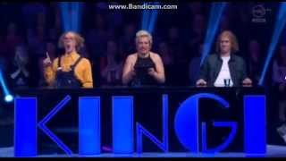 Kingi: Hippu Kylberg - Work It