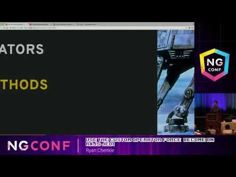 Use the Custom Operator Force; Become an RxJS Jedi - Ryan Chenkie