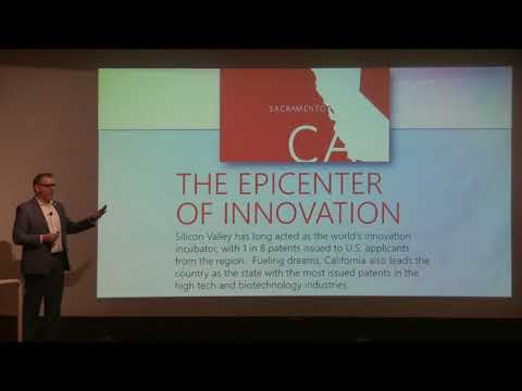 Silicon Valley Leaders Symposium, Patent and Trademark Office