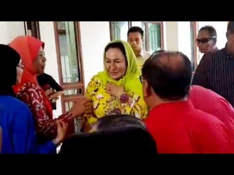 Najib, Rosmah tiba di Pekan