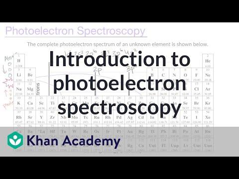 Introduction To Photoelectron Spectroscopy | AP Chemistry | Khan Academy