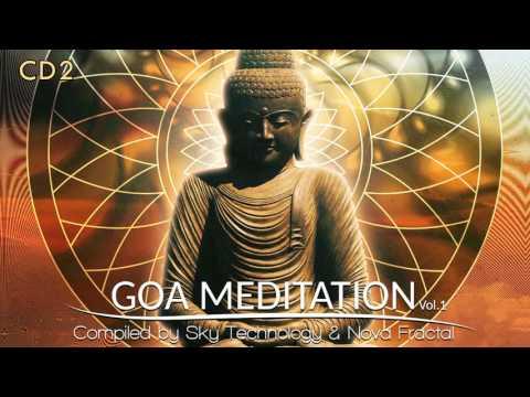 Goa Meditation Vol.1 By Sky Technology & Nova Fractal (timewarp048 - Timewarp Records) CD2