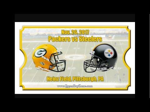 Packers vs Steelers