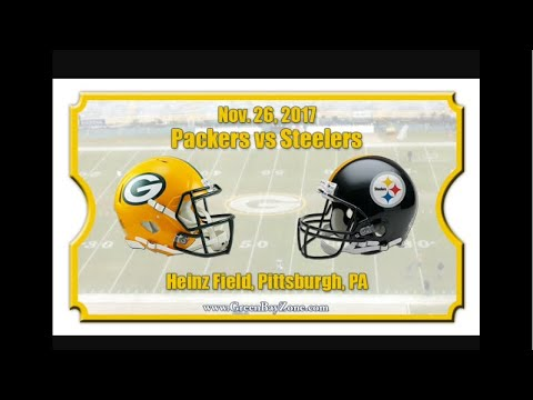 Packers vs Steelers