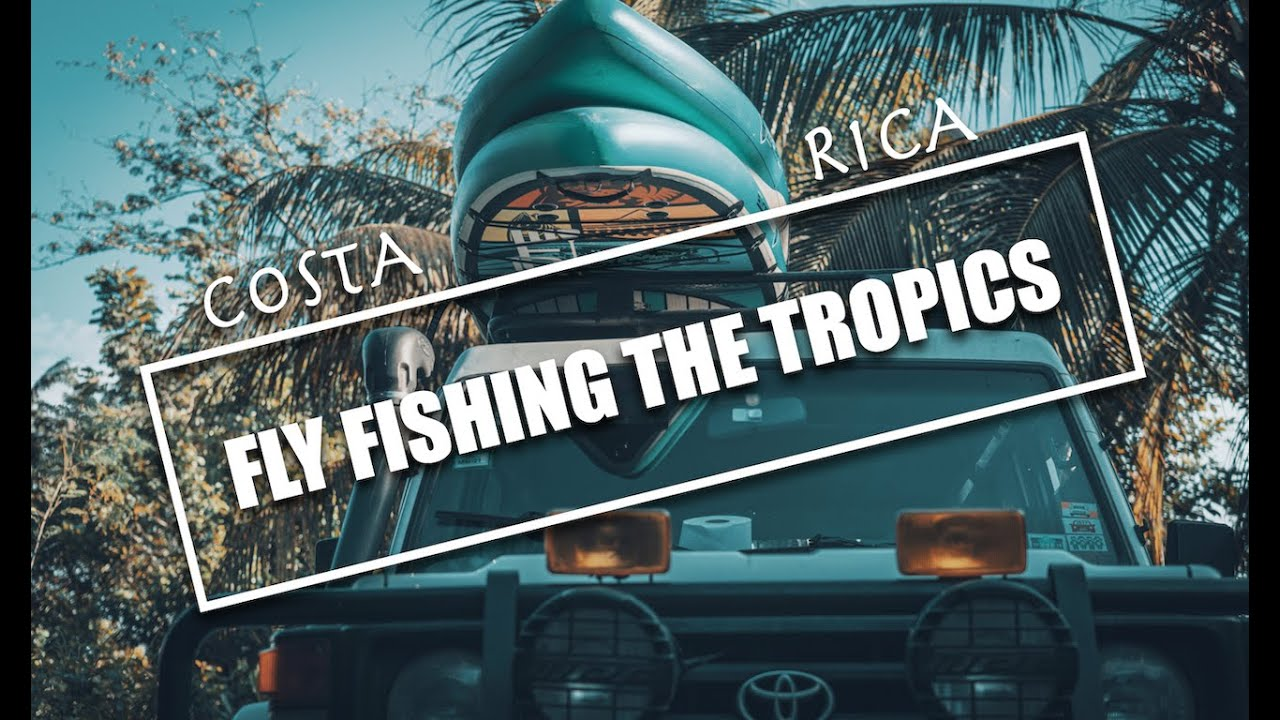 SUP fly fishing in Costa Rica is a bucket list adventure