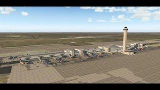 Denver Airport - KDEN by X-Codr - World Traffic 3 for X-Plane