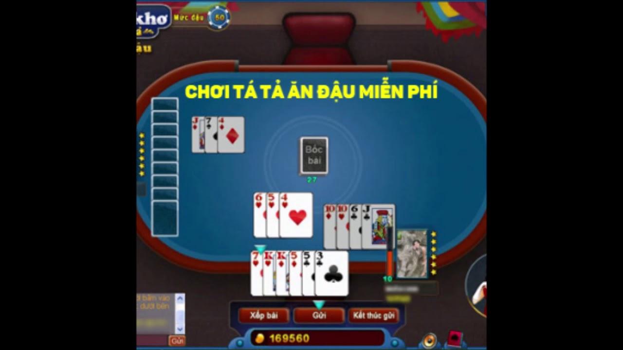 Tải game đánh bài Phỏm – Tá Lả Online cho điện thoại