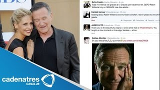 ¿Qué dijo Robin Williams en su último tweet? / Muere Robin Williams