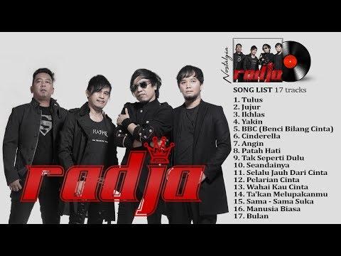 Cover Lagu RADJA - Full Album (17 Lagu Hits Terbaik tahun 2000an) Full Lirik STAFABAND