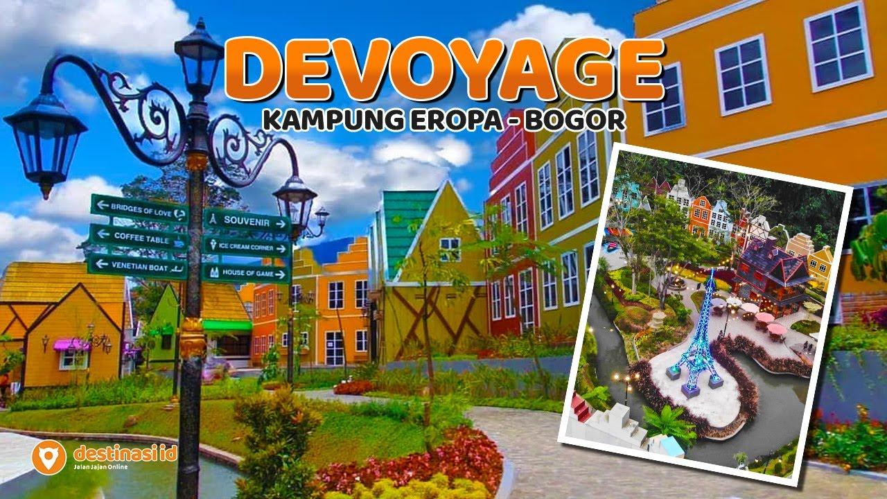 Wisata Eropa Di Devoyage Bogor Destinasiid