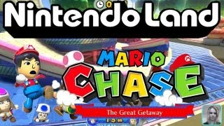 Let's Play Nintendo Land Part 11: Mario Chase