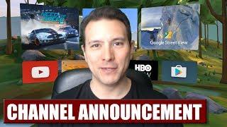Daydream District Announcement - Short Break!