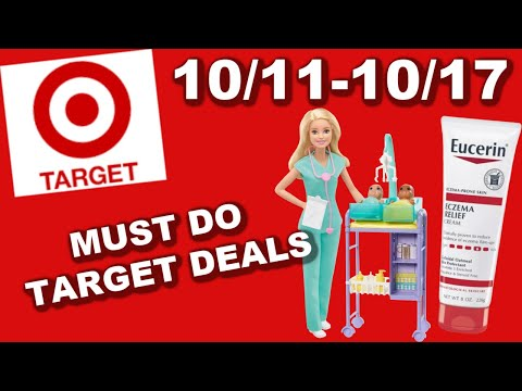 MUST DO TARGET DEALS 10/11-10/17/2020 | MUST DO TOY DEAL!