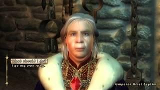 Game Movie - TES IV: OBLIVION Main Quest 1-1 (English Sub)