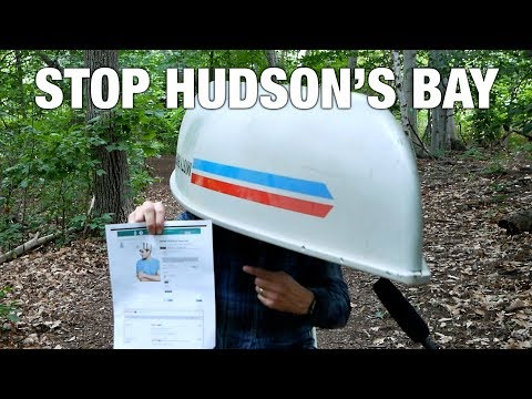 Hudson's Bay inappropriately appropriates Mr. Canoehead™ brand