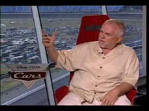 John Ratzenberger interview for the Pixar film  Cars