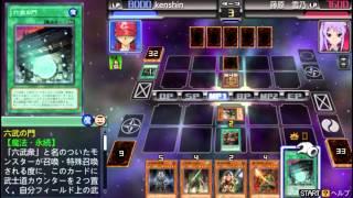 [劍心實況]遊戲王卡片力量6 現在小孩真的強