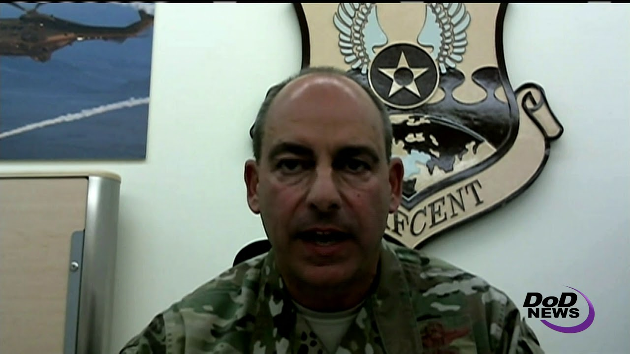 Air Force General Discusses Efforts to Build an Iraq Air Arm
