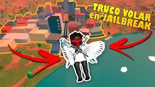 NEW TRICK VOLAR in JAILBREAK WITHOUT ROCKET FUEL!! Roblox