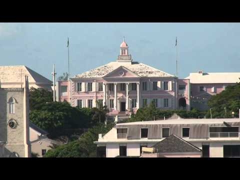 Government Building in the Bahamas
